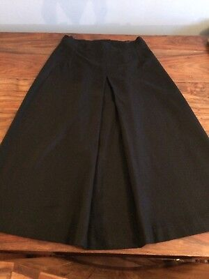 Vivien of Holloway top and skirt set size  16 black 1950s style