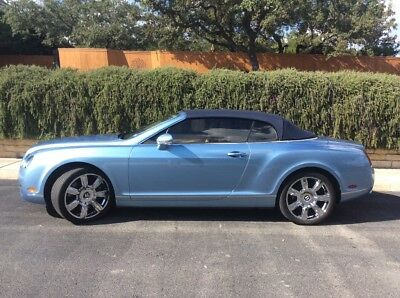 2008 Bentley Continental GT  Bentley Continental GTC 2008