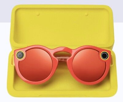 Snapchat Glasses Spectacles CORAL