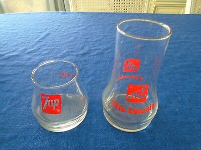 7up the uncola Glasses
