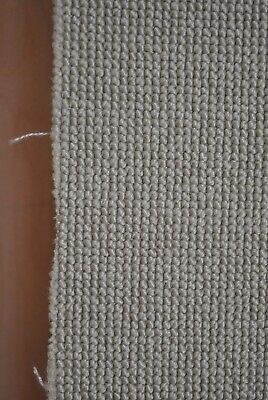 Unusual Heavyweight Tapestry Style Cloth With Raised Bobble Stitch In Sage Green