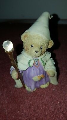 Cherished Teddies collection Merlin ornament