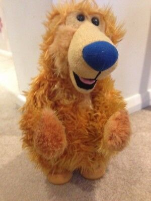 Bear in the Big Blue House. Cha Cha Cha Singing Dancing Toy. Jim Henson 1999