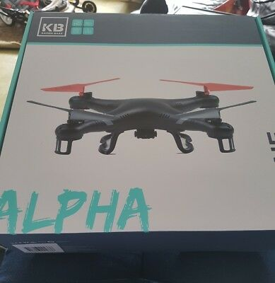 Brand new in box Kaiser Baas Alpha Drone airdrone rc drone  rrp £90