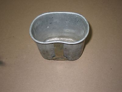 US Military metal cup with history