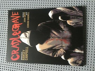 Cradlegrave by John Smith, Edmund Bagwell (Paperback, 2011) 2000 AD Rebellion