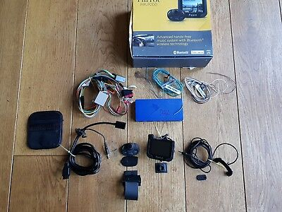 Parrot MKi9200 Bluetooth Hands-free Kit Phone and Music System VGC