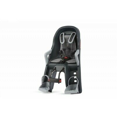 » Polisport Guppy Mini Front Mounting Childseat Grey