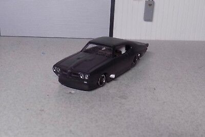 Ho Slot Car 4-Gear....70 Gto Street Outlaw