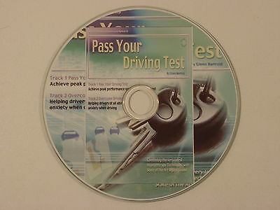 Pass Your Driving Test Cd  Hypnotherapy