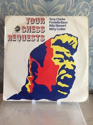 "Your Chess Request. EP 7""45rpm"
