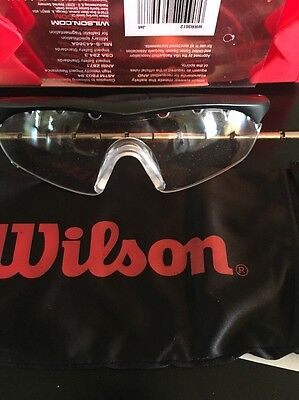 Wilson JET Protective Eyewear for Racquetball & Squash WRR3012