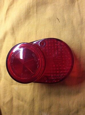 yamaha Fs1e Moped Stanley Rear Light Lens. Not Genuine Appears Reproduction