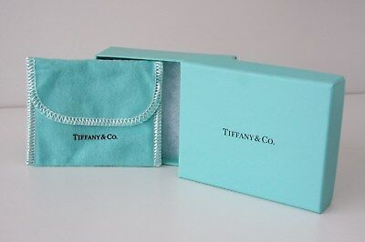 Tiffany & Co box and pouch