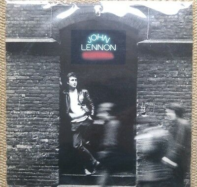 John Lennon ‎– Rock 'N' Roll: Apple Records ‎– PCS 7169 UK 1975 Vinyl LP Beatles