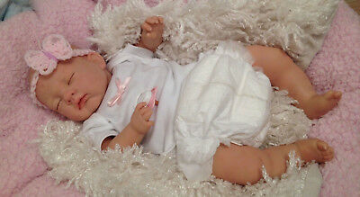 Christmas REBORN BABY GIRL Child friendly NEWBORN DOLL fake babies Reduced price