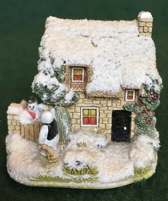 Lilliput Lane House - Ice To Meet You