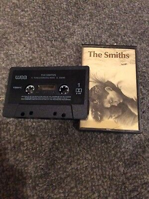 The Smiths ~ This Charming Man cassette Single