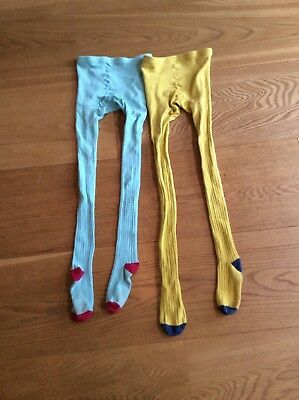 Mini Boden Girls Tights 7-8Y
