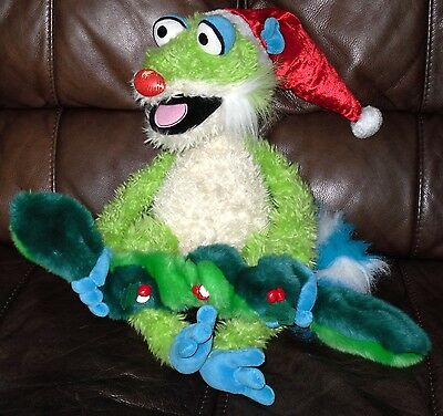 Disney Bear In The Big Blue House Christmas Treelo the Lemur large soft toy
