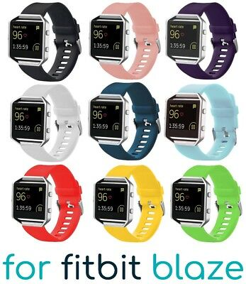 Replacement Wristband for Fitbit Blaze SmartWatch Brand New Bracelet Band Strap