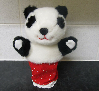 Soo Sue  Puppet Soft Toy  Sooty and Sweep