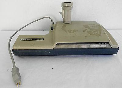 wow electrolux canister vacuum cleaner power nozzle head roller