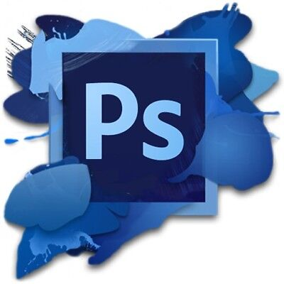 Adobe Photoshop CS6 With Serial Key 32-64 Bit Windows Instant Download