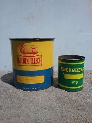Golden Fleece Five Pound Grease Tin