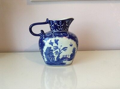 chinese blue and white Jug.