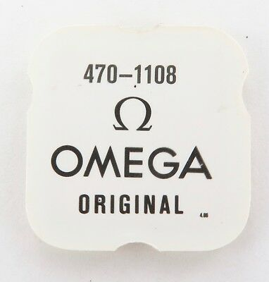 Omega 470-1108 Winding Pinion. New Old Stock In Packet. Cal. 470 Part 1108