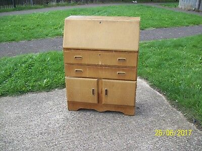 Retro small size in need of tlc writing bureau