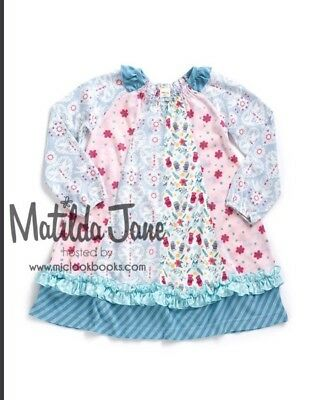 New Matilda Jane Gown Sweet Dreams Nightie Once Upon A Time Size 14