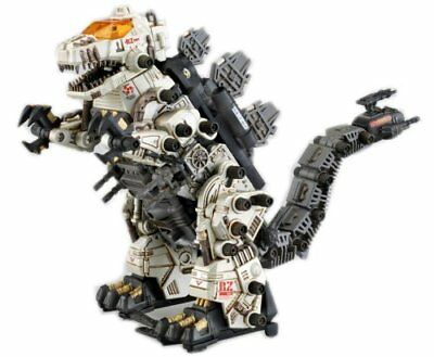 Zoids Evo Drive Model Kit Figur ZED-01 Gojuras (Japan Import)