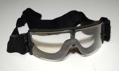 Bolle Tactical T-800 Military Special Operations Goggles - SEAL DEVGRU CAG HALO