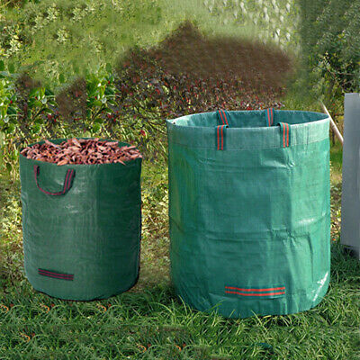 Heavy Duty Large Pop Up Garden Bag Waste Weeds Leaves