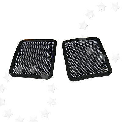 2PCS Washable Padded Cleaner Filters Black Set Fits For Gtech AR01 AR02 DM001