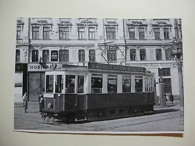 CZE168 - BRNO CITY TRAMWAYS - TRAM Photo - Czech Republic