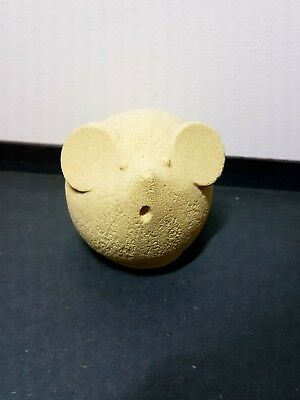StoneArt Mouse Sculpture