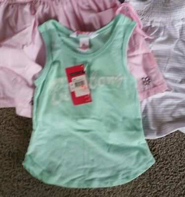 billabong size 1 girls singlet new with tag