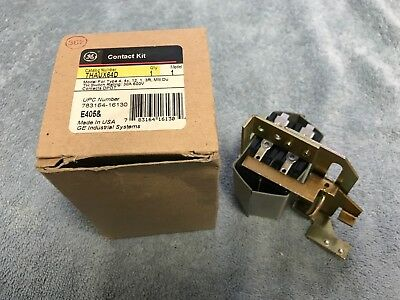 Ge Thaux64D Dpdt Contact Kit For Type Th Disconnects