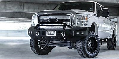 Ranch Hand BHF111BMT Horizon Series Bullnose Front Bumper
