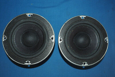 Vintage JBL Bass 1 woofer drivers pair made in USA