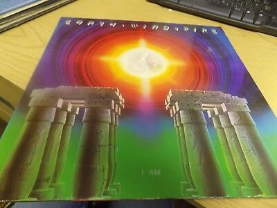 Earth Wind And Fire LP Vinyl - I am