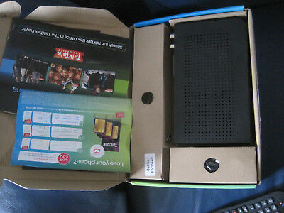 Talk Talk Youview Box DN360T. NEW AND BOXED