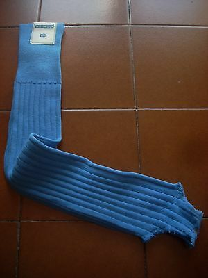 Ennerre Nr 80 Napoli Football Socks Buitoni Mars Maradona Careca Blue Stirrup