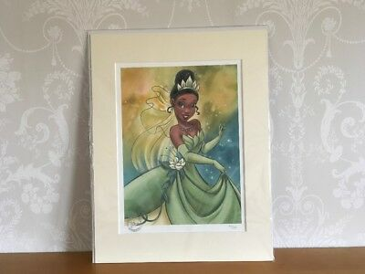 Tiana limited edition Gallery print 167/250
