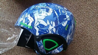 Childrens Quicksilver Ski Helmet