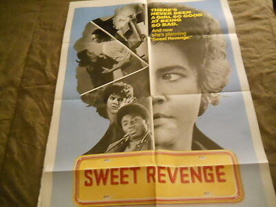 Stockard Channing - Sweet Revenge Poster 1976
