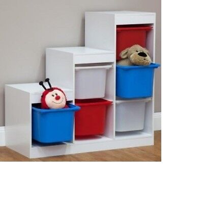 Indy Sort and Store Step Display - 6 Large Bins